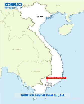 KEV Kobe ENM Vietnam Co Ltd